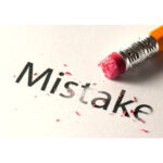 Common mistakes during SAT test
