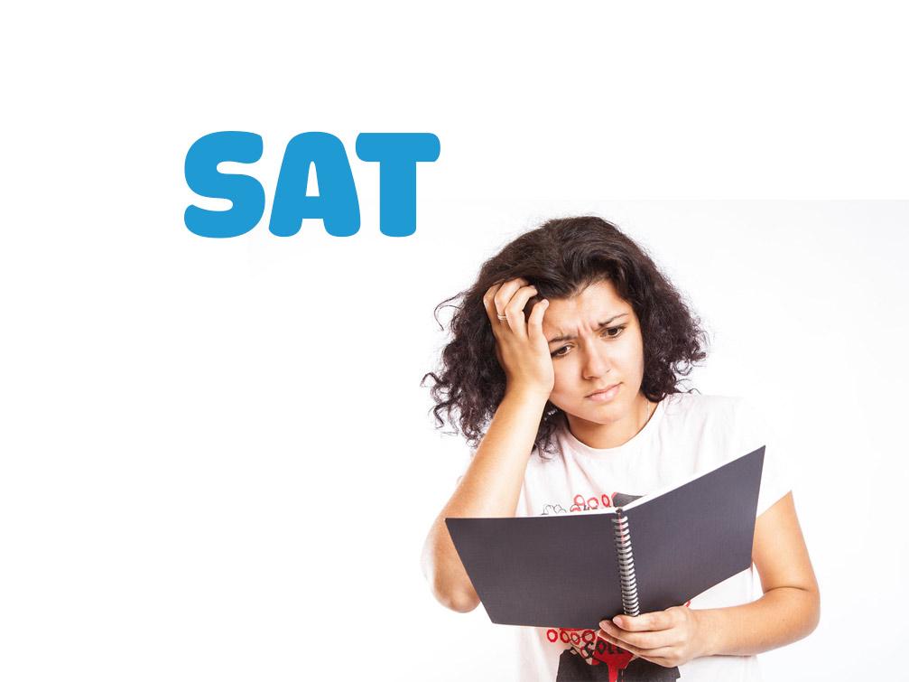 Khó khăn của việc học SAT Subject