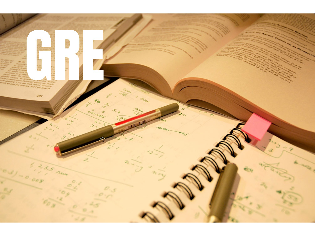 How long should you be preparing for the GRE test