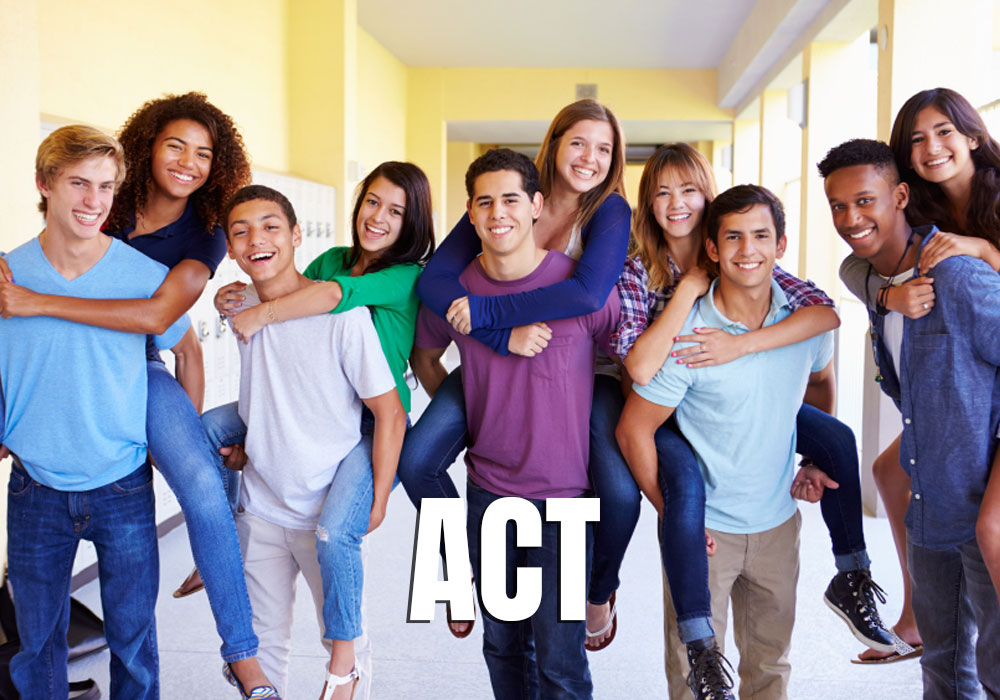 How much ACT score is required
