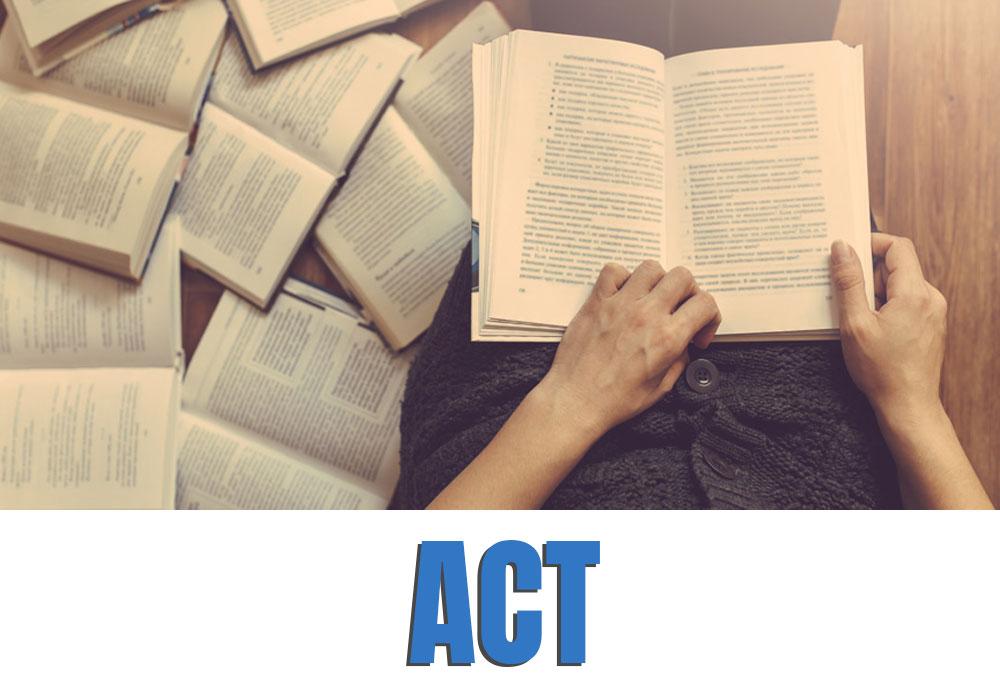 Cách tăng điểm từng phần trong ACT