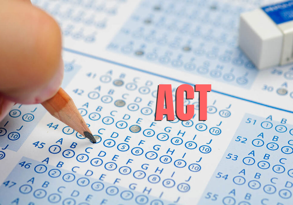 ACT exam preparation materials for beginners