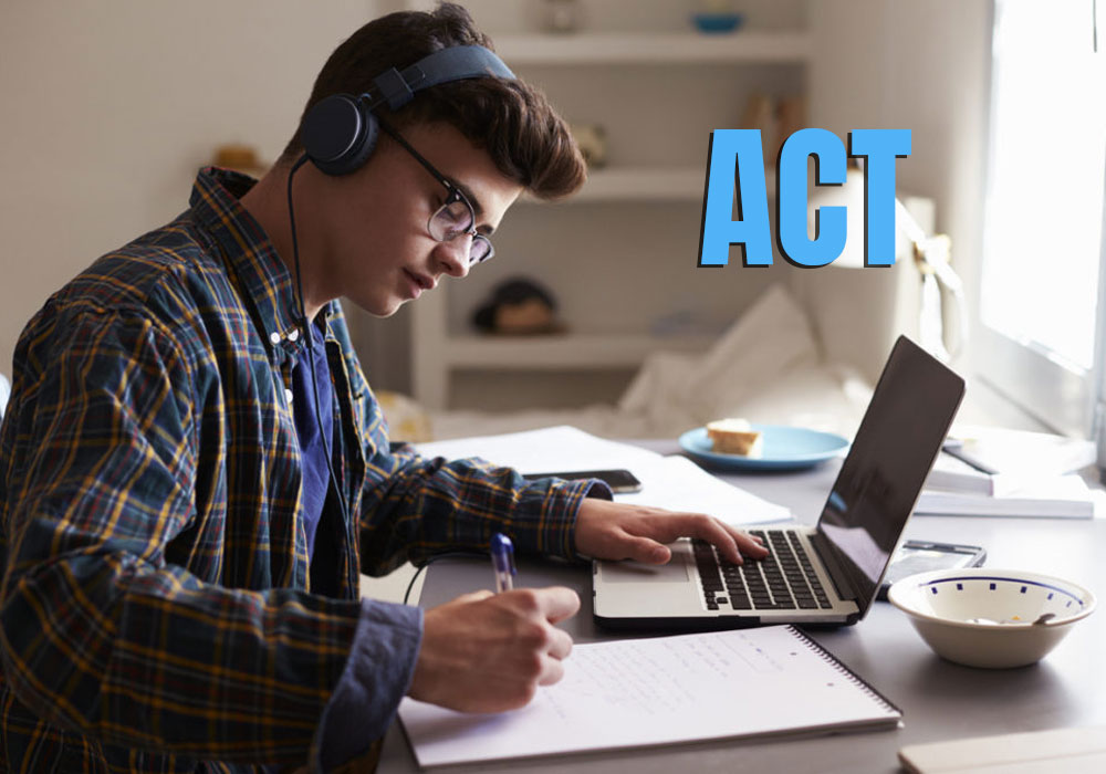 The secret to improve ACT score in a short time