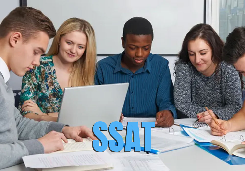 The secret to improve SSAT score in a short time