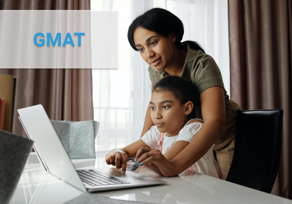 How to register for the GMAT test