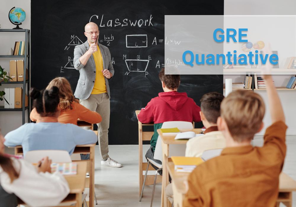 Cách luyện đề thi GRE Quantitative cho người không giỏi Toán