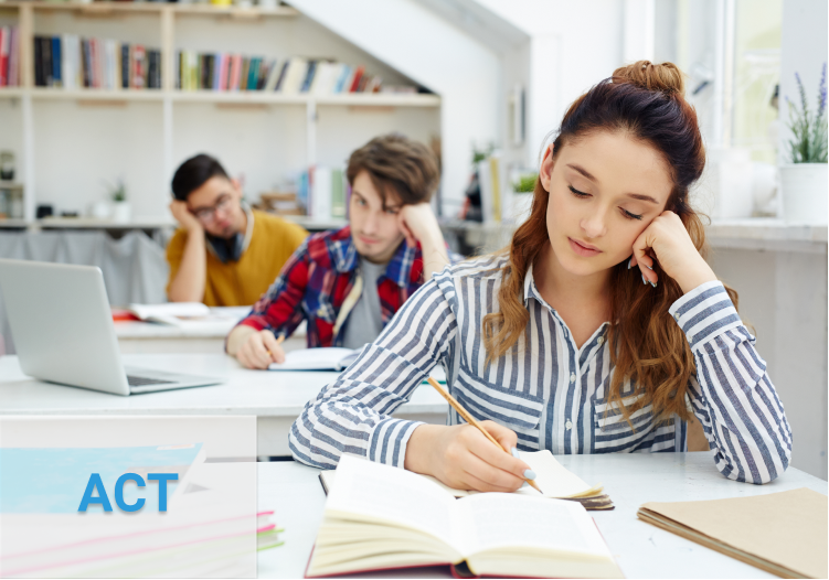 How to overcome the ACT test anxiety?