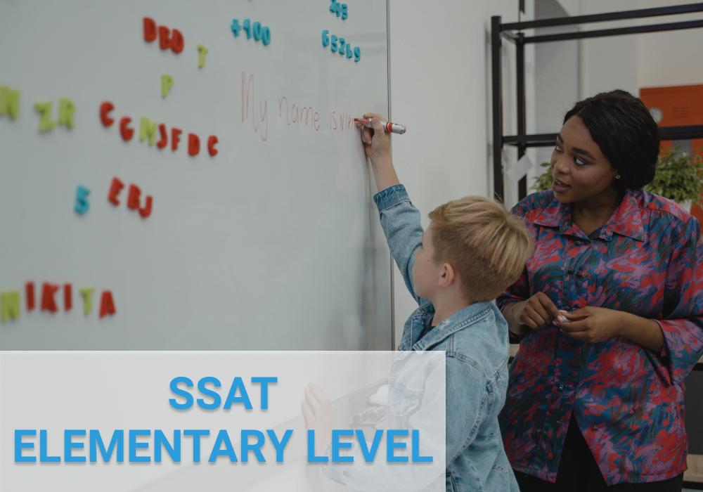 Tổng hợp tài liệu luyện thi SSAT Elementary Level hữu ích